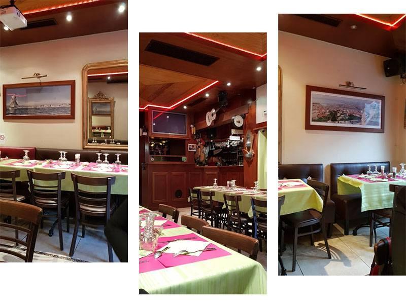 Le Restaurant - Chez Ida - Restaurant Karaoké Marseille